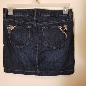 Route 66 Skirts - Denim skirt